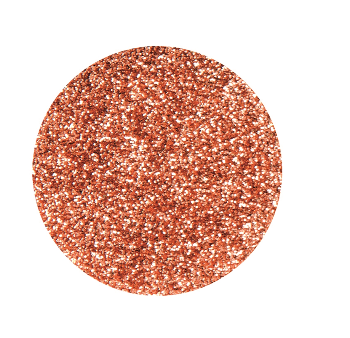 Boîte de 10 g de paillettes ultrafines - Coloris bronze