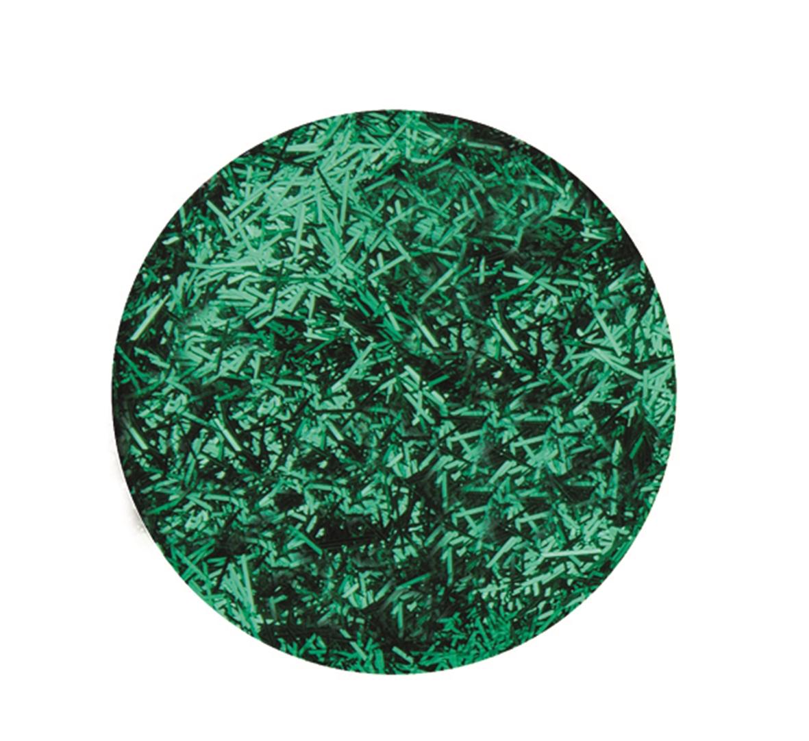 Boîte de 4.5 g de paillettes cheveux d\'ange - Coloris vert