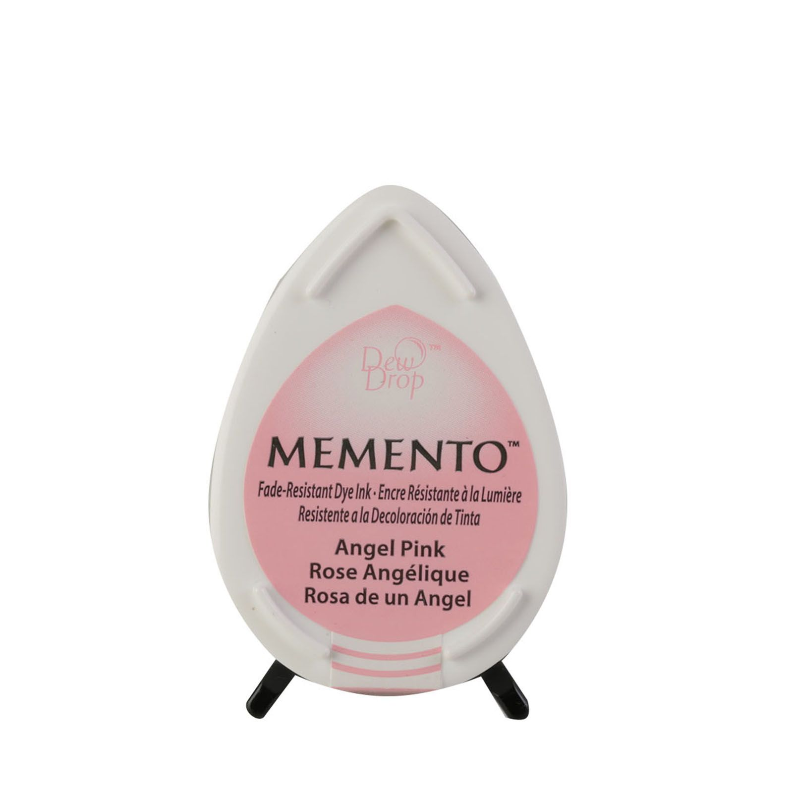 Memento Dew Drops - Tampon encreur - Coloris Rose Angélique