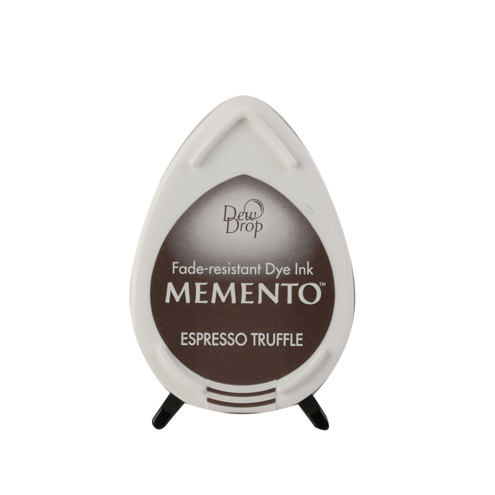 Memento Dew Drops - Tampon encreur - Coloris Expresso Truffle
