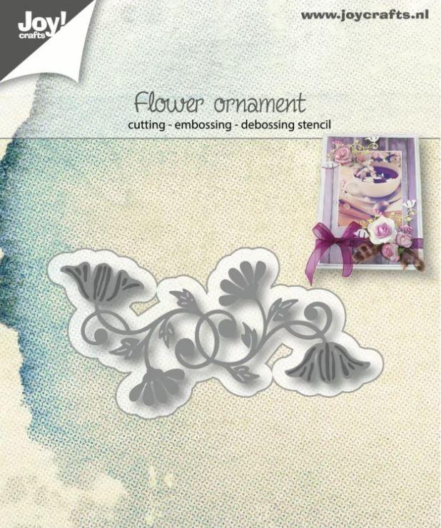 Matrice de découpe Flower Ornament
