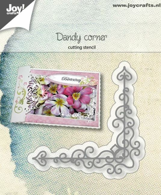 Matrice de découpe  Dandy Corner