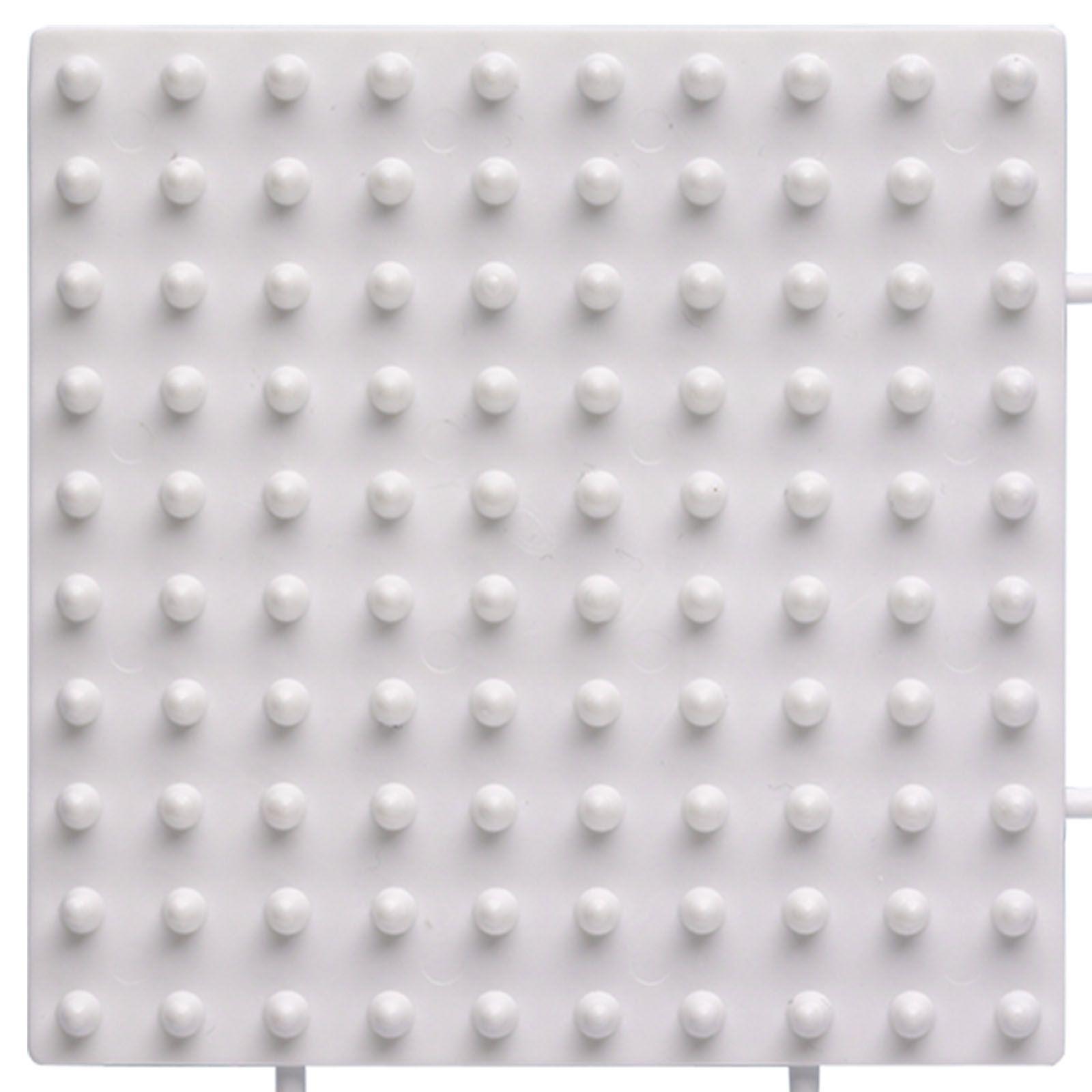 Maxi base pour perles à repasser - Forme carrée
