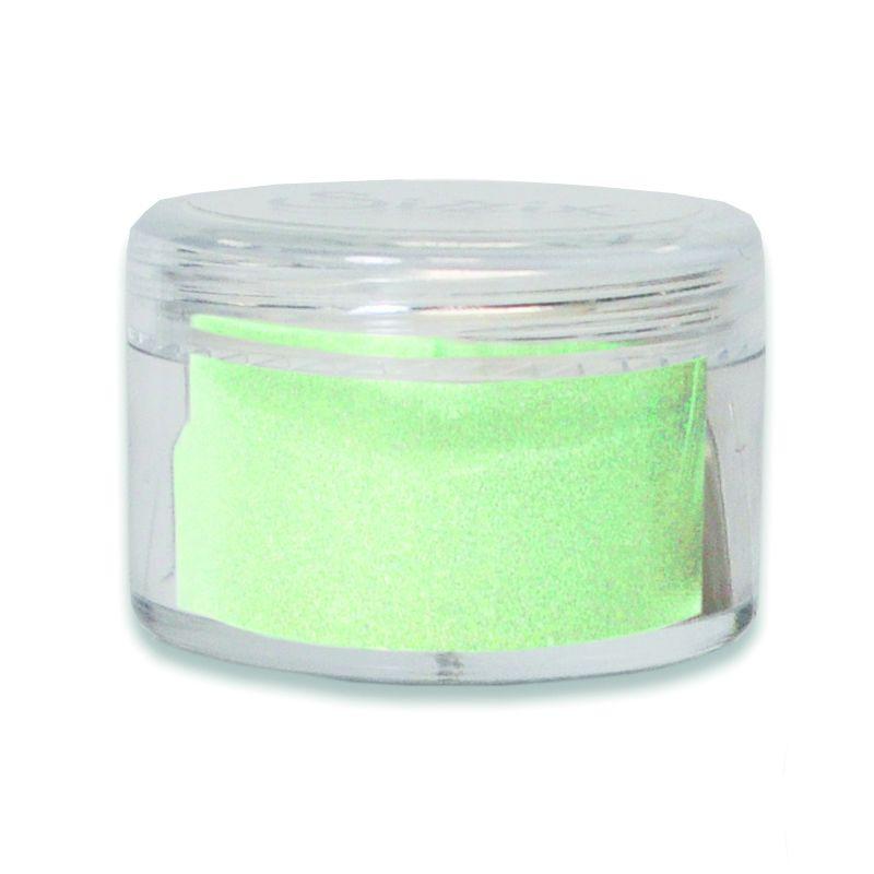 Poudre à embosser opaque 12 g - Coloris Green Tea