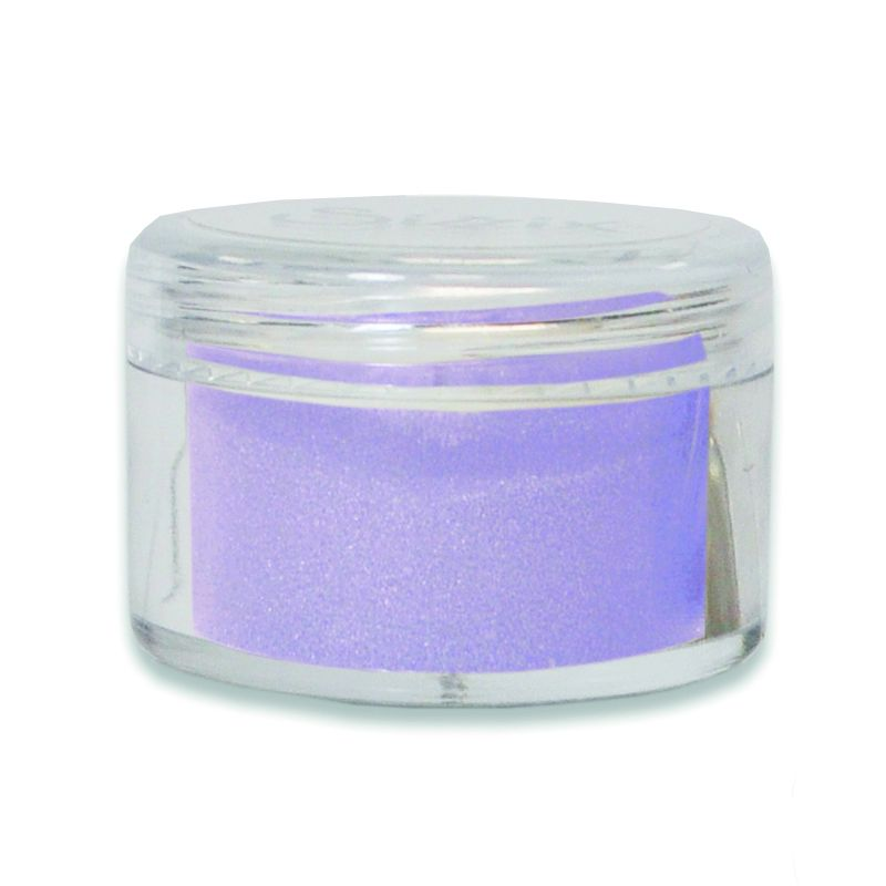 Poudre à embosser opaque 12 g - Coloris Lavender Dust