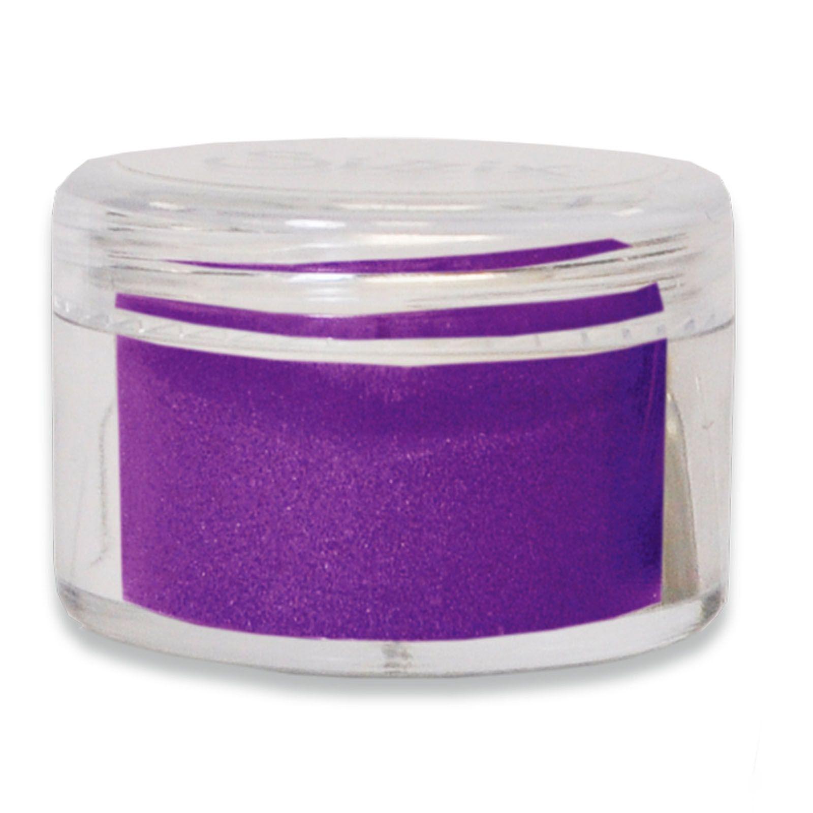 Poudre à embosser opaque 12 g - Coloris Purple Dusk