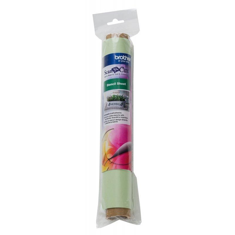 Feuilles stencil pour pochoirs - Scan N\'Cut CM300
