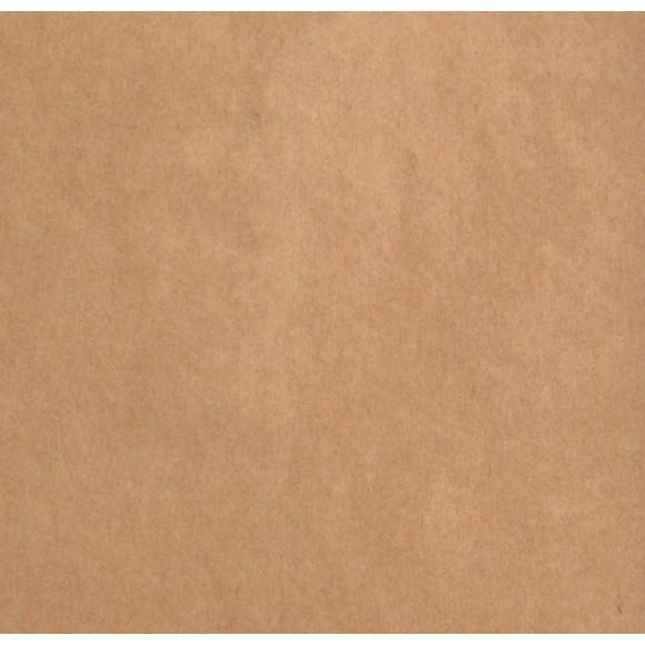 Papier lisse 30.5 x 30.5 cms - 216g/m2 - KRAFT DARK