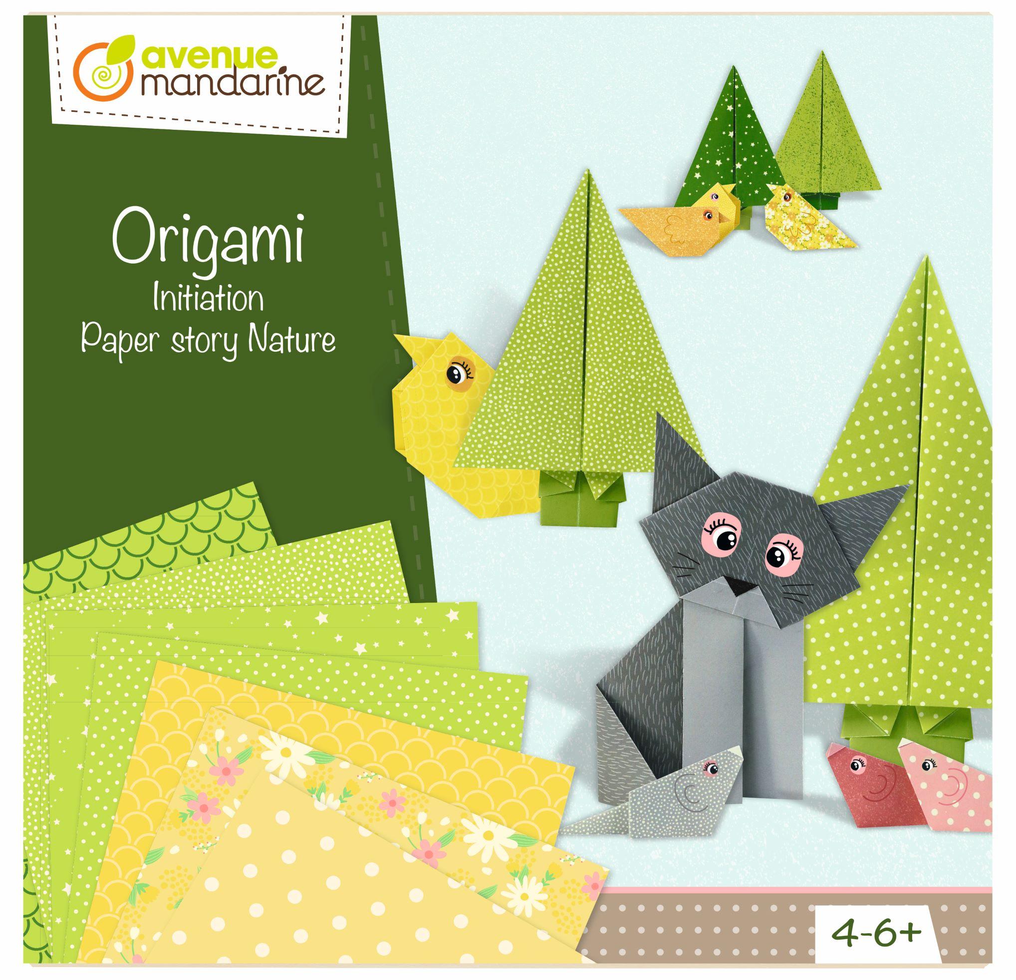 Kit d\'initiation à l\'Origami