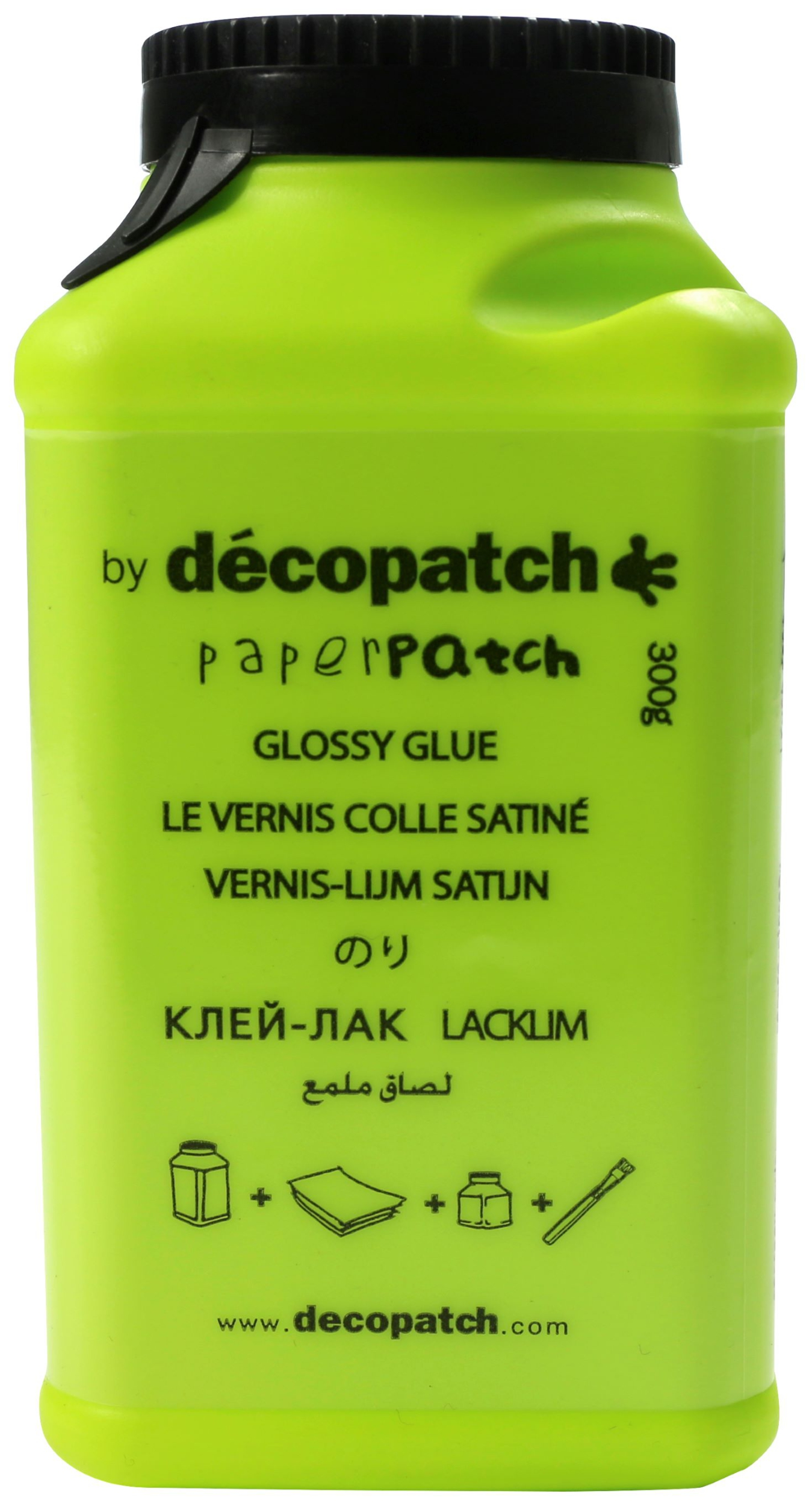 Vernis colle Paperpatch - 300 grs