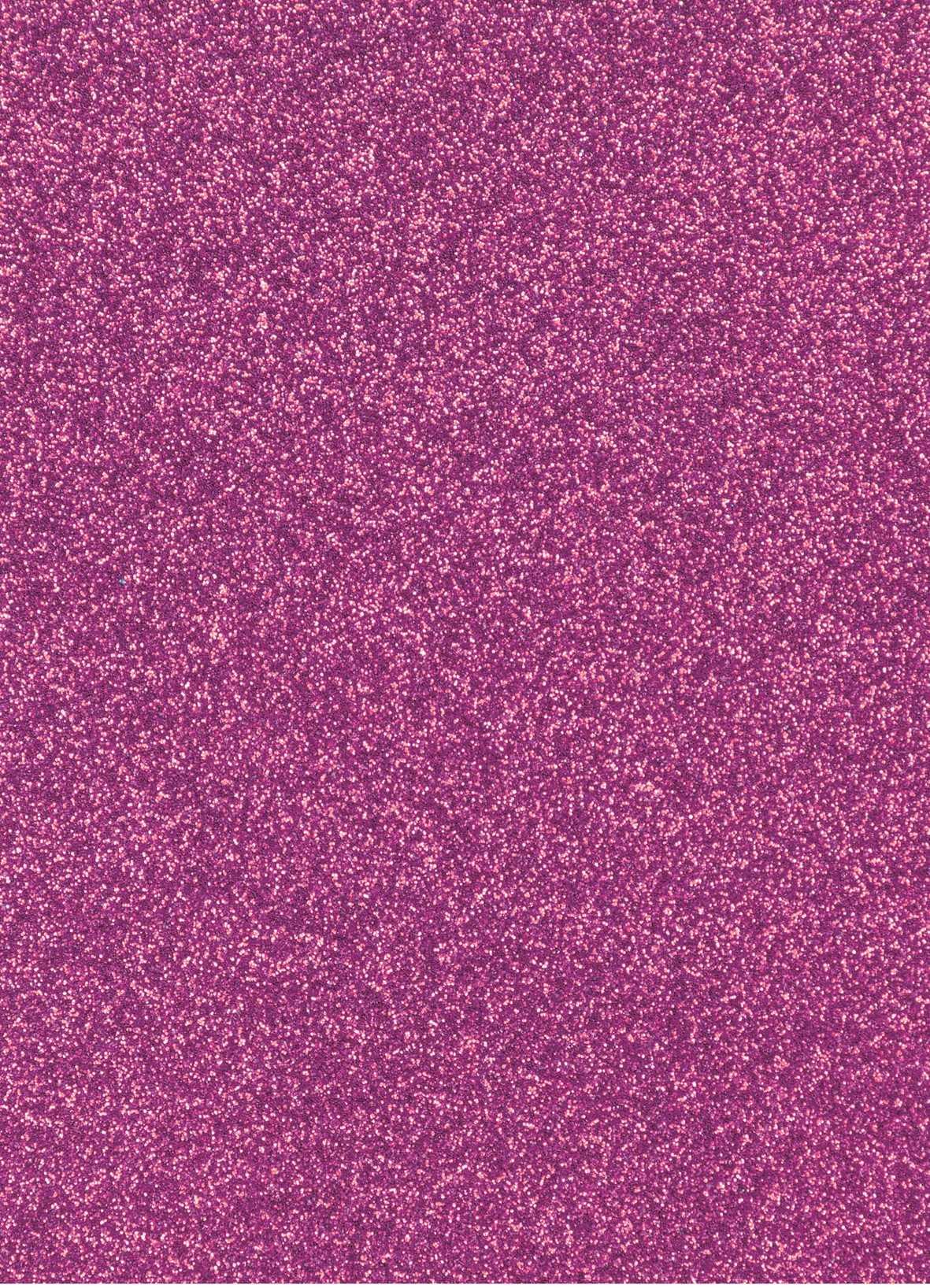 Planche de papier cartonné pailleté - 280g/cm2 - 20 x 30 cms - Violet