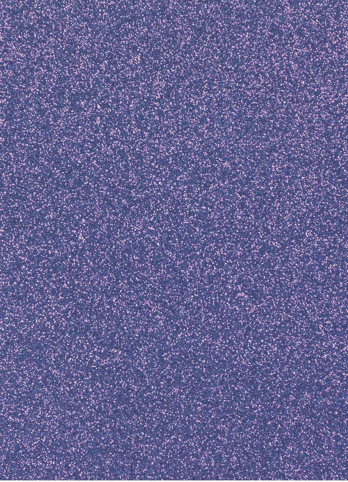 Planche de papier cartonné pailleté - 280g/cm2 - 20 x 30 cms - Bleu nuit