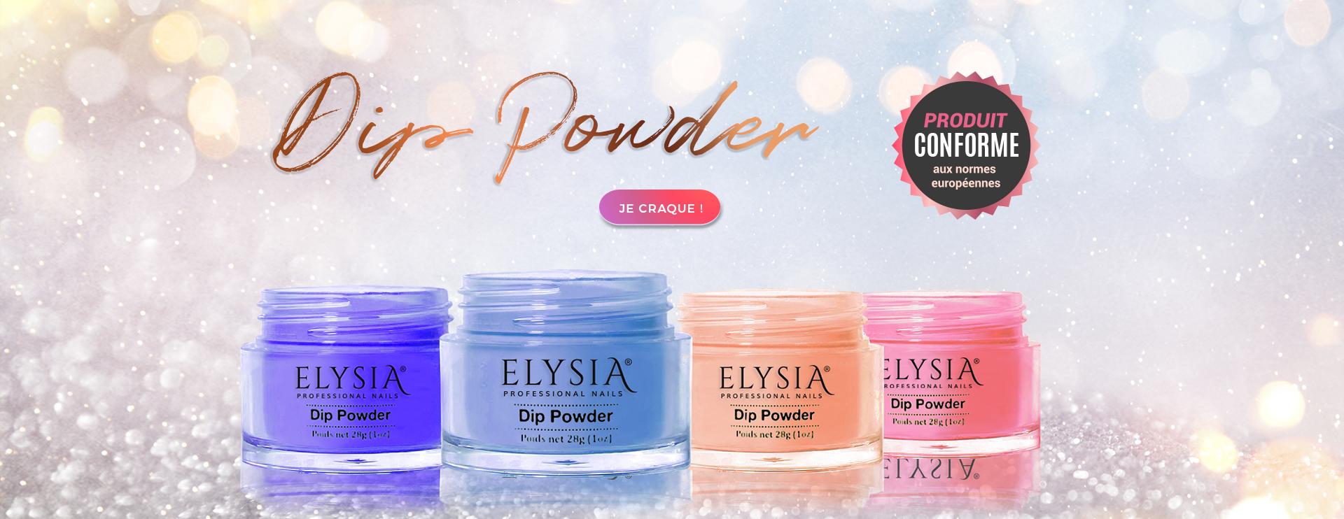 ELYSIA - Dip powder couelurs