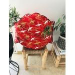 IMG_E7745 coussin japonais rouge grues