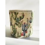 grand panier Le Cactus