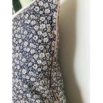 grand coussin fleuri carré enfant  passepoil