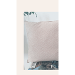 grand coussin rose poudré freesia