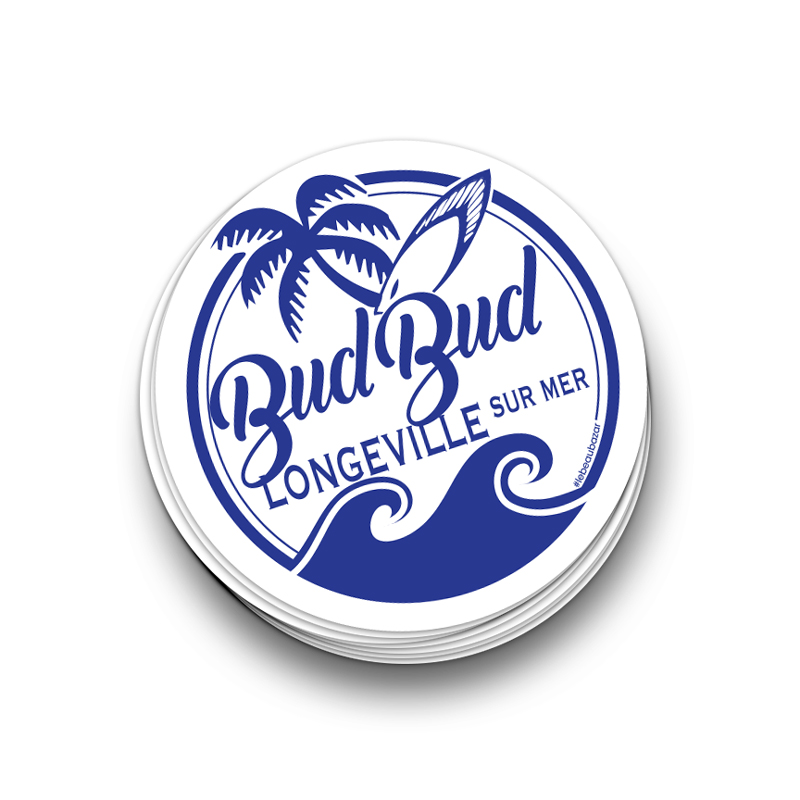 STICKER - Bud Bud