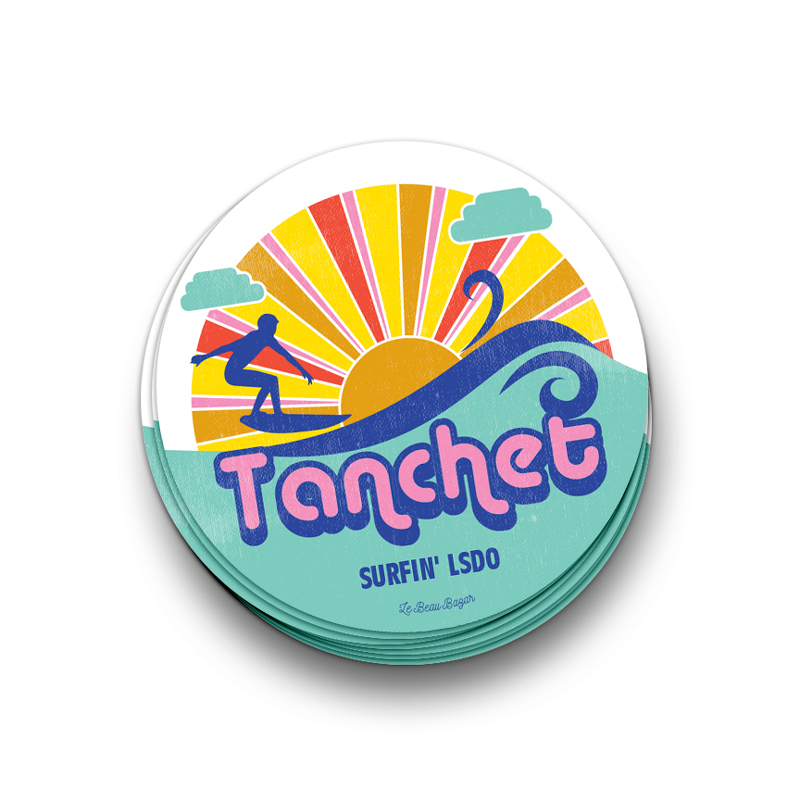 STICKER - Tanchet Surf