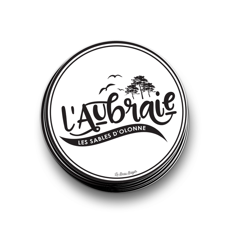 STICKER - L\'Aubraie
