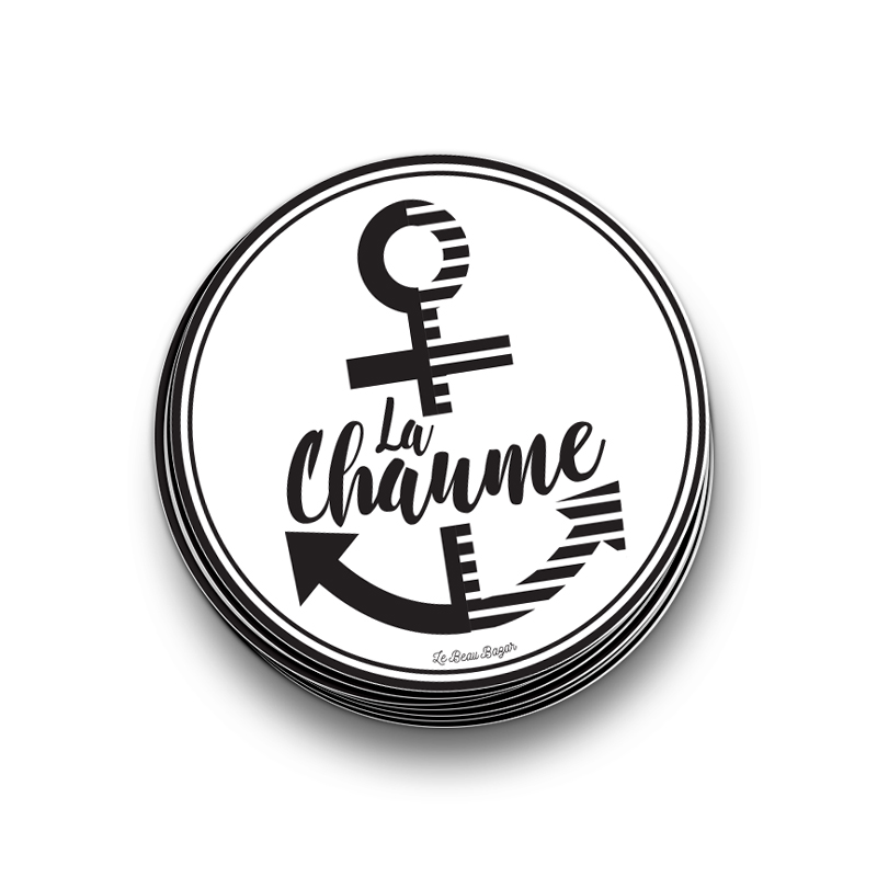 STICKER - La Chaume