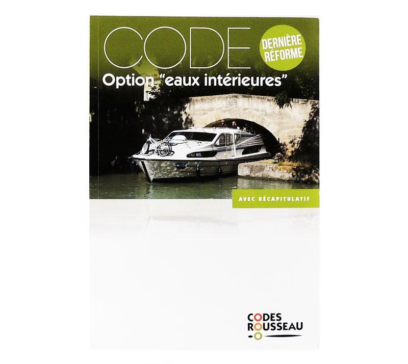 Code Rousseau eaux intérieures (fluvial)