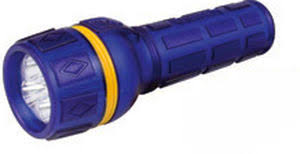 Lampe torche de sécurité 5 LED