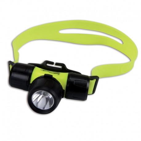 Lampe frontale de plongée LED
