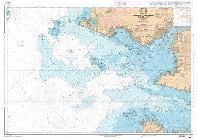 Carte marine officielle SHOM-7395L Du Croisic à Noirmoutier