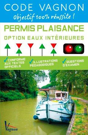 Code Vagnon - Permis plaisance, option eaux intérieures