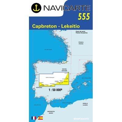 Navicarte - 555 - Cap Breton, Lekeito