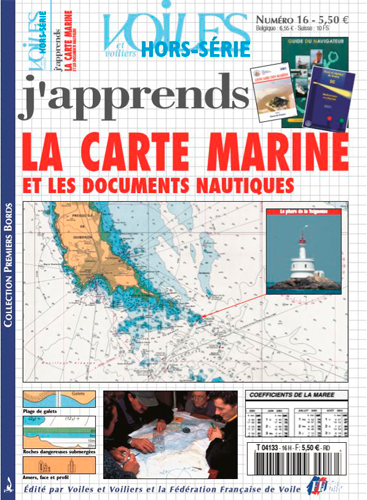 J\'apprends la carte marine et les documents nautiques
