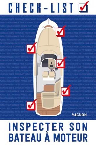 Check-List Inspecter son bateau à moteur