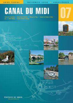 Guide Fluvial EDB n°07 - canal du midi