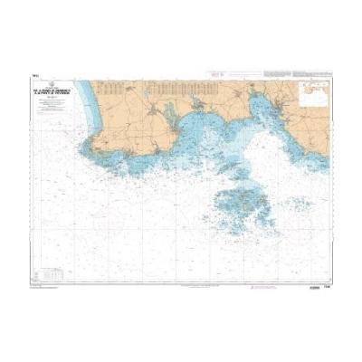 extrait-carte-SHOM-de-la-pointe-de-Penmarch-à-la-pointe-de-trévignon-7146L
