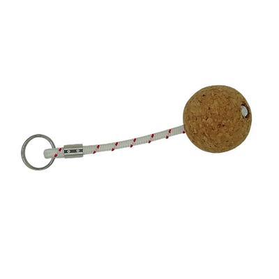 Porte-clés boule flottant