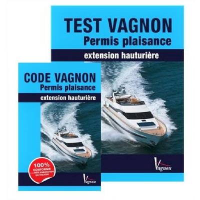 Code Vagnon Hauturier cours + tests