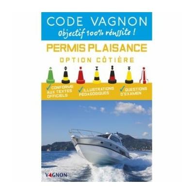 Code Vagnon-permis plaisance, option côtière