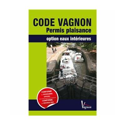 Code + mémento Vagnon permis plaisance eaux intérieures