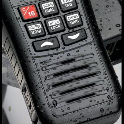 VHF PORTABLE SX-400 mouillé