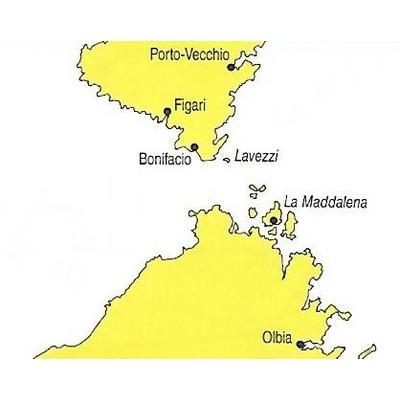 carte marine navicarte sud corse 10008