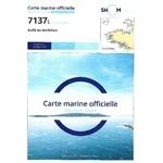 carte marine SHOM 7137L Golfe-du-Morbihan