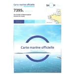 carte marine SHOM 7395L-Du Croisic à Normoutier
