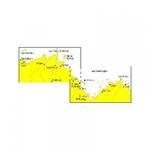 Carte marine Navicarte double - bretagne nord de st cast à ploumanach