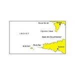 carte marine navicarte mer diroise de Morgat à Audierne - Raz de sein