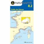 Navicarte R2 - Golfe de Genes-carte-marine-navicarte-pliee