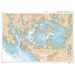carte marine shom-7137l-golfe-du-morbihan