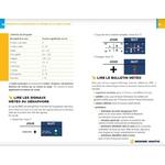 lecture du bulletin météo edition vagnon code cotier 2021