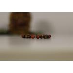 jaspe rouge oeil de tigre