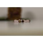 quartz rose oeil de tigre